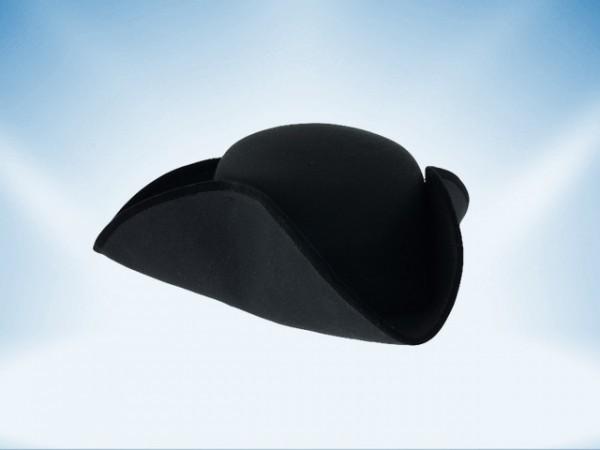 Driesteek hoed large - 61cm