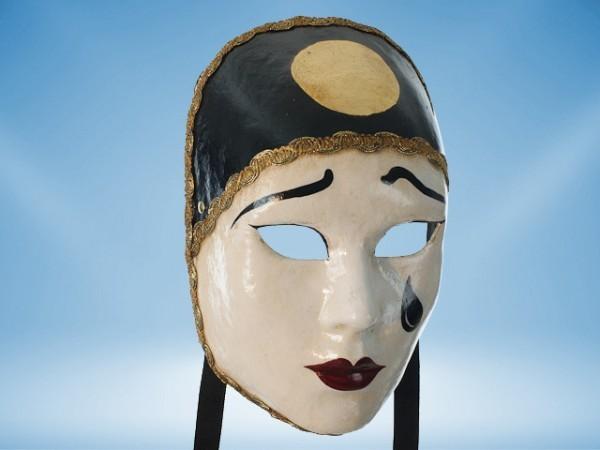 Masker van Pierrot