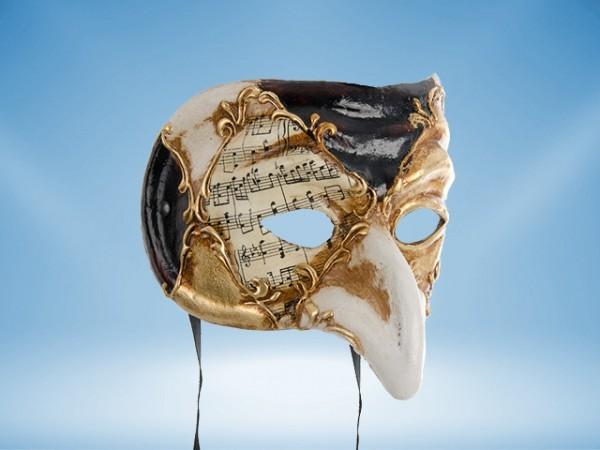 Masker van Pulcinella