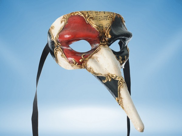 Scaramouche masker